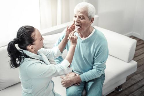 Soins palliatifs à domicile sur Jambes