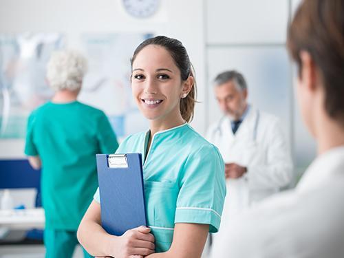 Soins infirmiers à domicile à Namur